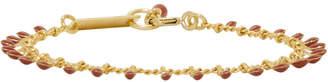 Isabel Marant Purple New Casablanca Bracelet