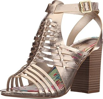 Madden Girl Women's REMIIE Heeled Sandal $59.95 thestylecure.com