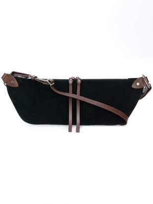Saint Laurent long trapeze shoulder bag