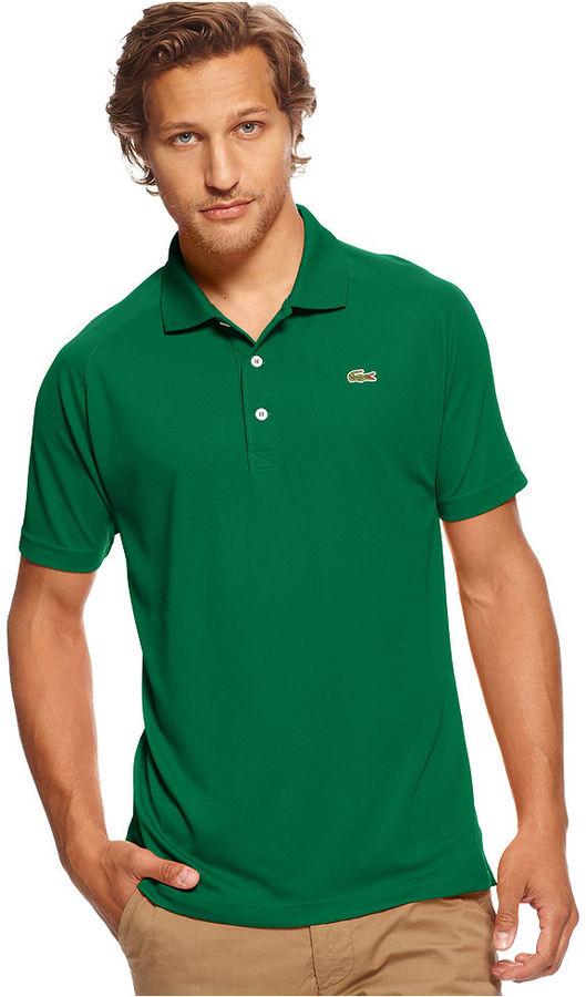 Lacoste Shirt, Performance Sport Polo Shirt