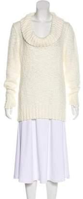Reiss Oversize Knit Sweater