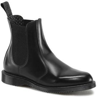 Dr. MartensDr. Martens Flora Leather Chelsea Boots