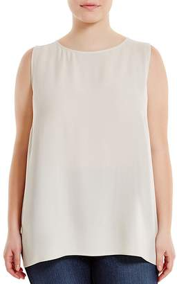 Eileen Fisher Plus System Silk Tank