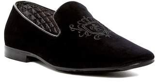 Giorgio Brutini Cress Velvet Loafer $70 thestylecure.com