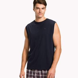 Tommy Hilfiger Solid Muscle Tee