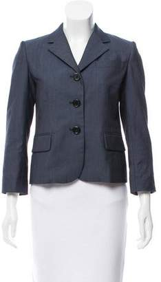 Marc Jacobs Tailored Notch-Lapel Blazer