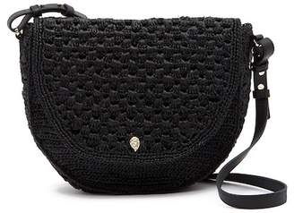 Helen Kaminski Destinee Leather Trimmed Crossbody Bag