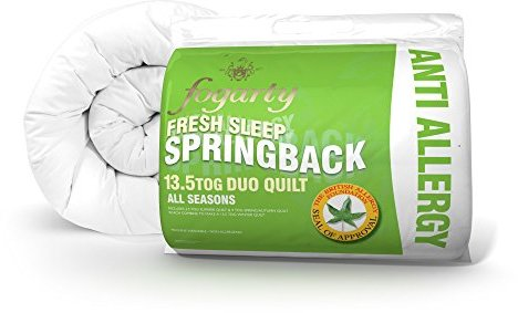 Fogarty Fresh Sleep Anti Allergy All Seasons 13 5 Tog Duo