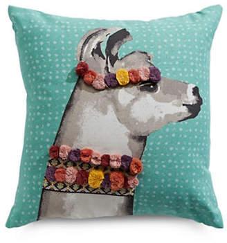 Martha Stewart Llama Decor Cushion