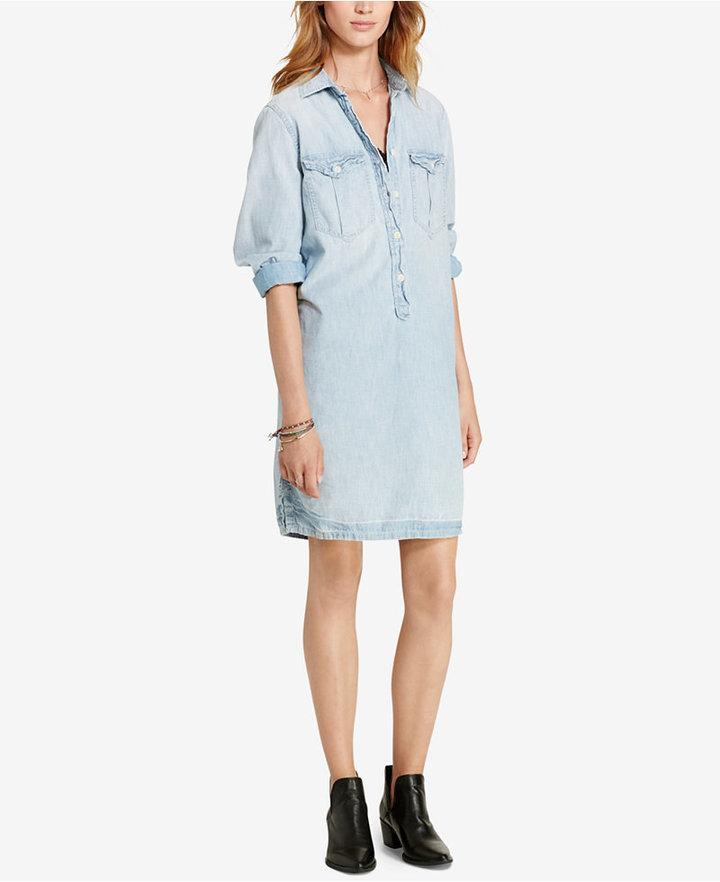 Denim & Supply Ralph Lauren Surplus Shirtdress