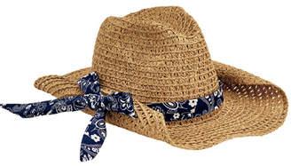 San Diego Hat Company Women's Paper Cowboy Hat