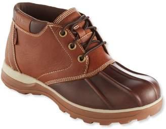 L.L. Bean L.L.Bean Men's Bar Harbor Waterproof Shoes, Insulated