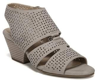 d476d62dbb79 Naturalizer SOUL Dez Laser Cut Block Heel Sandal - Wide Width Available