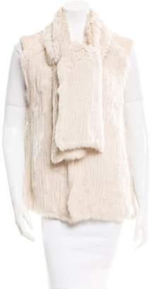 Matthew Williamson Fur Vest