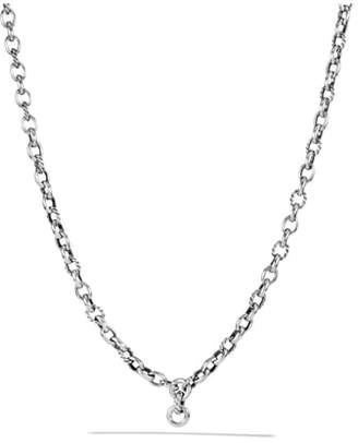 David Yurman 'Chain' Oval Link Chain Necklace