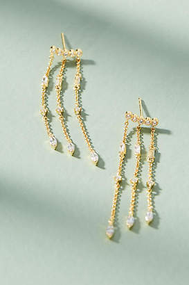 Anthropologie Lita Chandelier Earrings