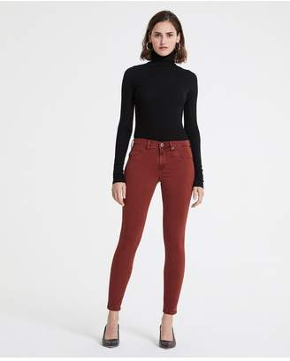 AG Jeans The Legging Ankle - Sulfur Tannic Red