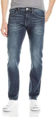Armani Exchange A|X Men's Straight Fit Jean, Medium Wash