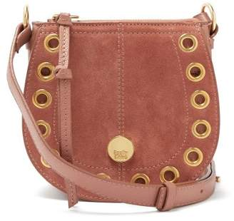 See by Chloe Kriss Mini Hobo Cross Body Bag - Womens - Light Pink