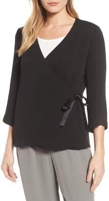 Eileen Fisher Kimono Top