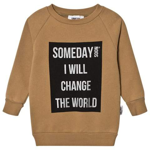 Someday Soon Khaki Ivan Sweater