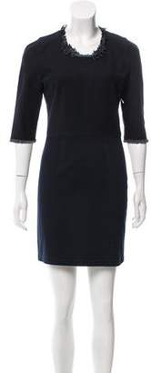 Etoile Isabel Marant Denim Mini Dress
