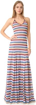 DSQUARED2 Sleeveless Maxi Dress $1,495 thestylecure.com