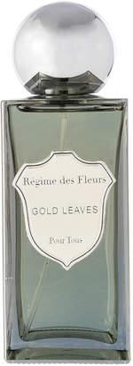 Regime Des Fleurs Gold Leaves Pour Tous