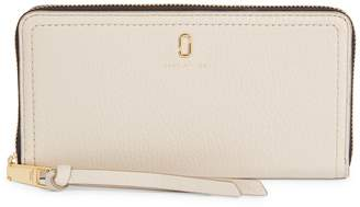 Marc Jacobs Leather Standard Wallet