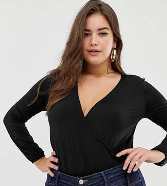 0e8ee9c4d20 Missguided Black Plus Size Clothing - ShopStyle UK