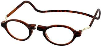 CliC Classic Vintage-style Magnetic Reading Glasses