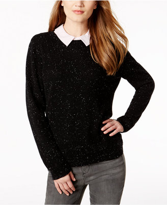 Charter Club Cashmere Sweater, Created for Macy's $139 thestylecure.com