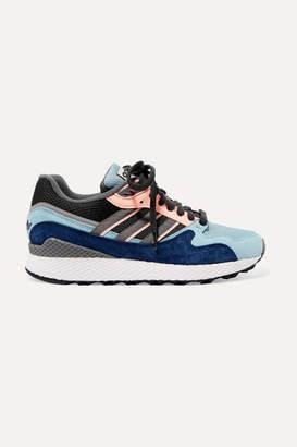 adidas Ultra Tech Mesh And Nubuck Sneakers