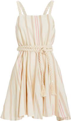 Alexis Dimma Linen Dress