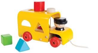 Plan Toys Sorting Bus Toy
