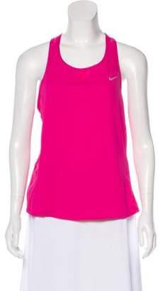 Nike Sleeveless Athletic Top