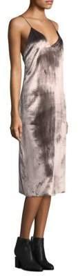 Rag & Bone Velvet Midi Dress