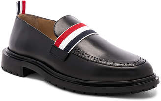 Thom Browne Calf Leather Loafer