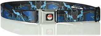 Pokemon Buckle-Down Men's Seatbelt Belt Kids