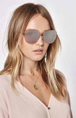 La Hearts Butterfly Fashion Sunglasses