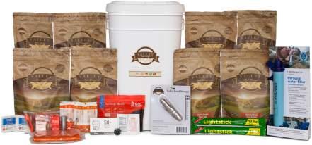 Valley Food Storage Premium Family 72 Hour Emergency Kit