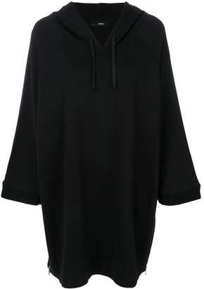 Diesel D-Evyl hoodie dress