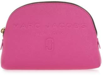 Marc Jacobs Fuchsia New York Pouch In Leather