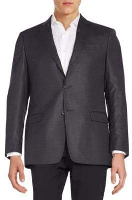 Versace Slim-Fit Wool-Blend Sportcoat