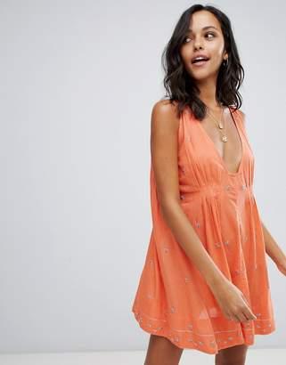 Free People Crushin On You embellished dress