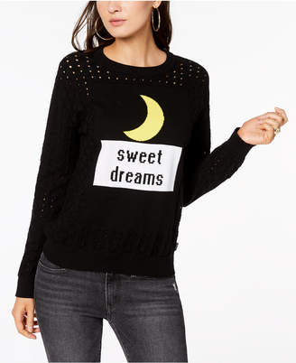 Love Moschino Sweet Dreams Cotton Sweater