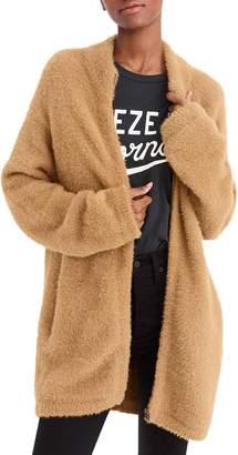 J.Crew Point Sur Fuzzy Cardigan Jacket
