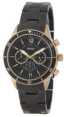 Fossil Men's Flynn Sport Chronograph Bracelet Watch, 43mm