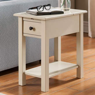 Andover Mills Lundgren Charging End Table With Storage