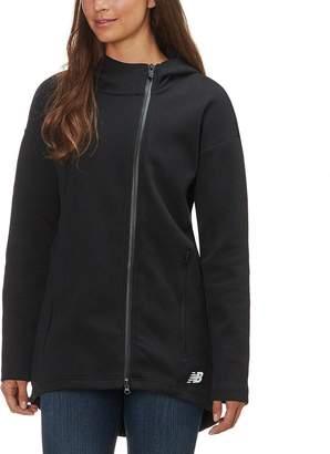 New Balance 247 Sport Full Zip Hoodie - Women's